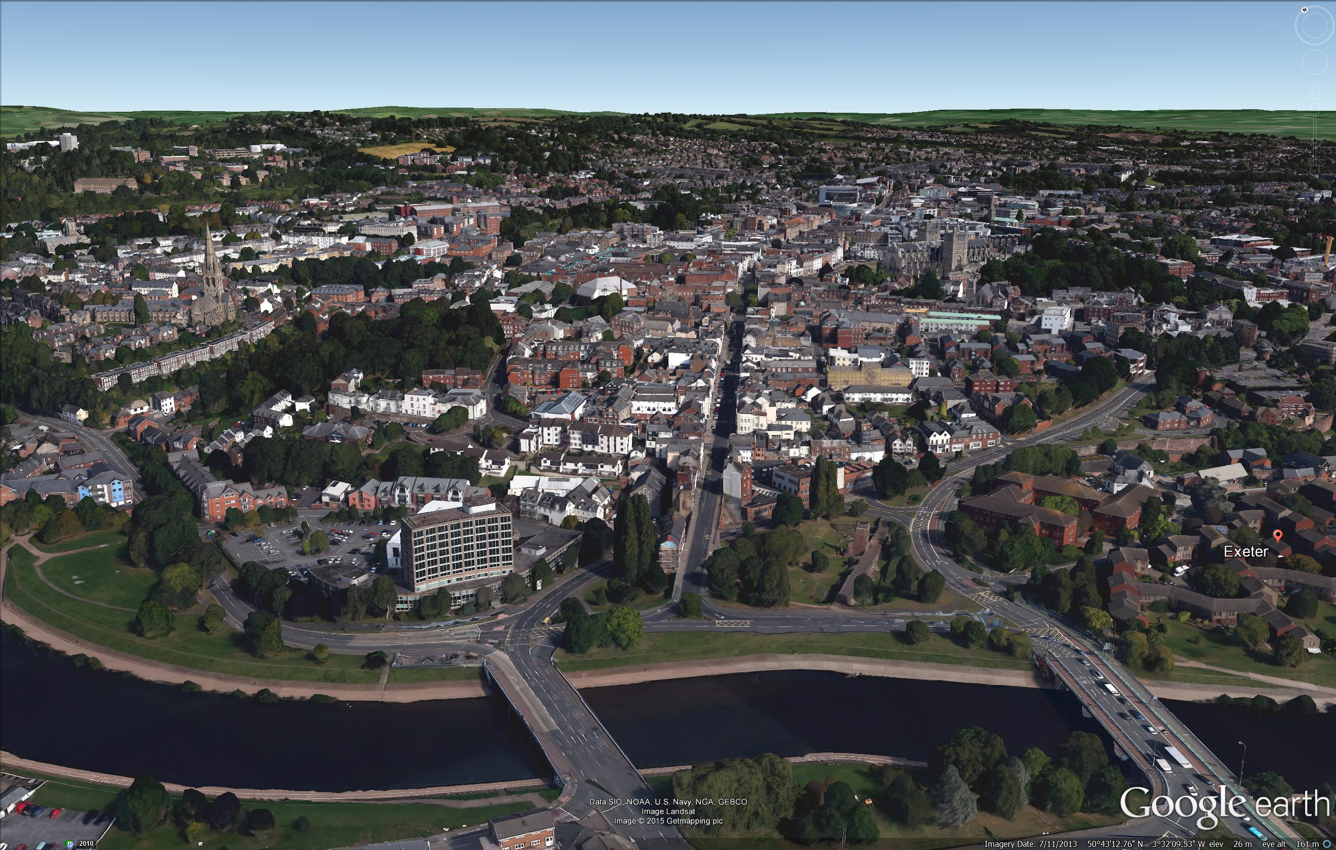 Exeter in 3D on Google Maps and Google Earth! on download bing maps, download icons, topographic maps, download business maps, online maps, download london tube map,